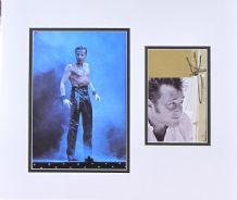 Michael Flatley Autograph Signed Display